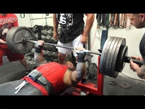 road warrior animal bench press improve your bench press chad smith brandon lilly