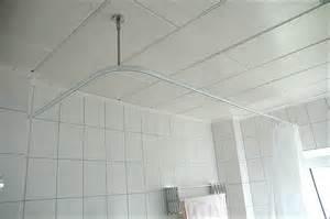 badewanne vorhangstange duschstange l form f 252 r dusche badewanne oder