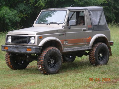 suzuki samurai lifted deer slayer 1989 suzuki samurai specs photos