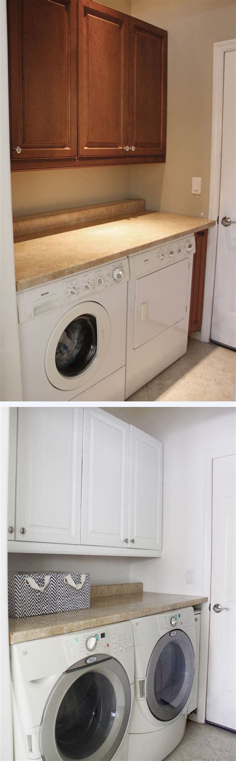 Painting Laundry Room Cabinets Paint House Mix
