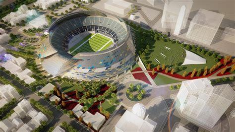 Landscape Master Gallery Of San Diego Stadium Master Plan De Bartolo