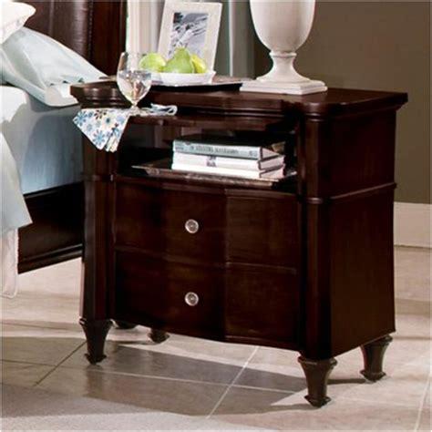 sutton bedroom furniture 1781 63 flexsteel wynwood furniture sutton place nightstand