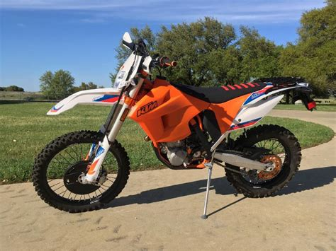ktm 500 exc luggage rack 2016 ktm xc 500 for sale 52 used motorcycles from 7 595