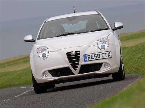 2009 alfa romeo mito uk version car wallpapers 14