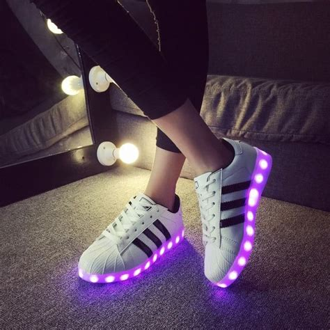 led luminous shoes for adults menwomen chaussure lumineuse light shoes casual luminous shoes usb