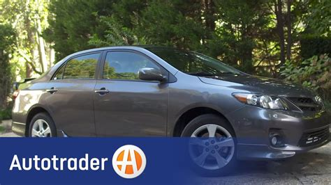 toyota corolla sedan  car review autotradercom