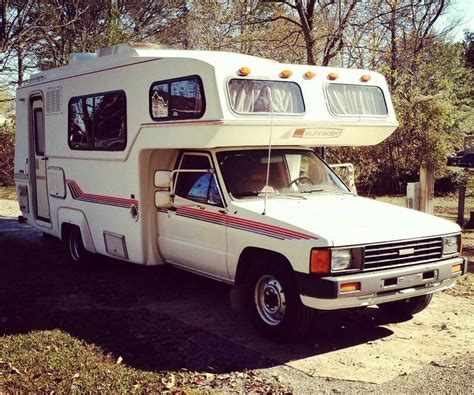 Toyota Motorhome 1987 Toyota Sunrader Motorhome For Sale In Batesville