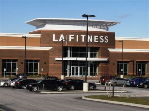 La Fitness Office by Commercial Engineering Projects Costich