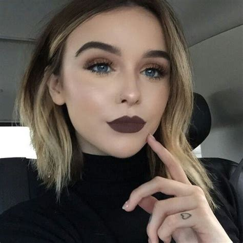 The New Pale Lip by Best 25 Fall Makeup Ideas On Fall Eye Makeup