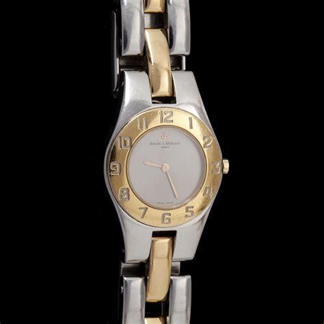 e dame baume et mercier montre bracelet de dame mod 232 le 233 a