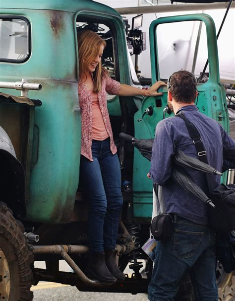 levy set levy on set of trucks in chilliwack celebzz