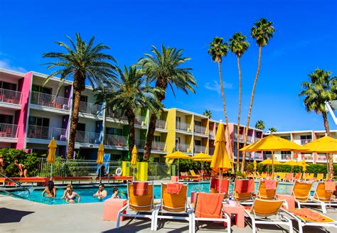 theme hotel palm springs the 8 most insta worthy spots in palm springs out of the