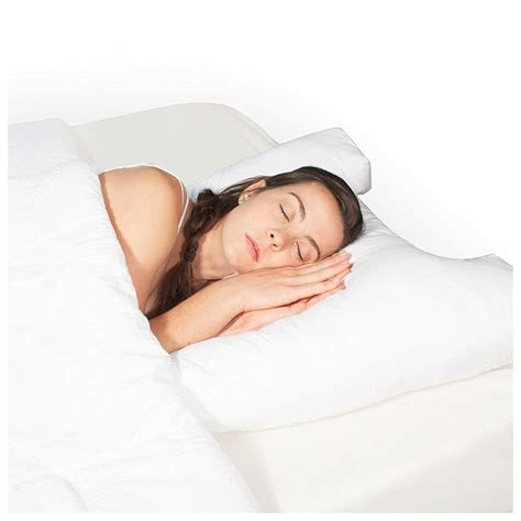 Science Of Sleep Pillow by Hudson Science Of Sleep Side Support Pillow Cervical Support Pillows
