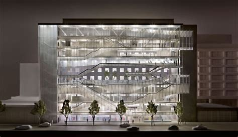 FIT To Get Glittering Translucent Facade   Inhabitat   Green Design, Innovation, Architecture
