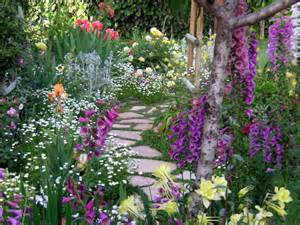 cottage garden flowers decadent roses foxgloves s ear columbine irises