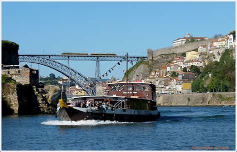 boat trip douro douro river boat and bridge 5 a photo from porto north