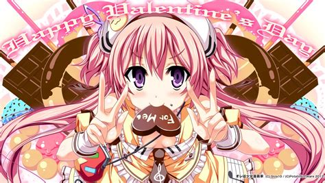 anime valentines how to make valentine s day chocolate like an anime