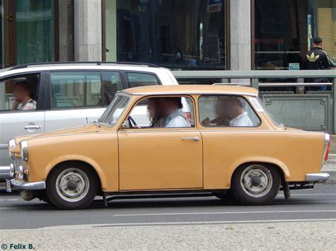 Auto Lackieren In Berlin by Trabant In Bunter Lackierung In Berlin Am 12 08 2016