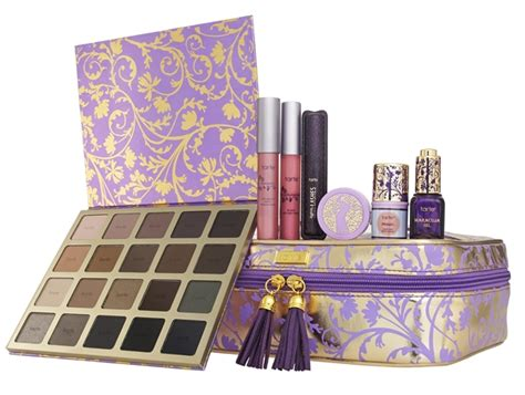 Tarte Of Giving Limited Edition Makeup Gift Set Collectors tarte 2014 palettes gift sets musings of a muse