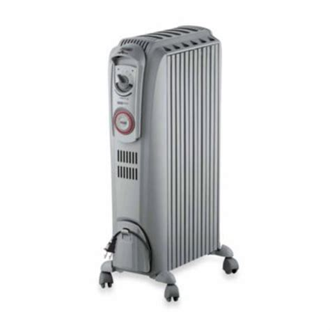 oil filled bathroom radiator buy de longhi safeheat electric oil filled radiator from
