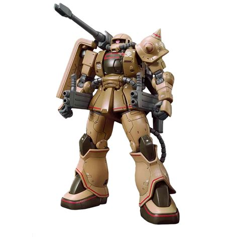 Hg 1 144 Zaku Half Cannon Bandai hg 1 144 ms 06ck zaku half cannon hobby frontline