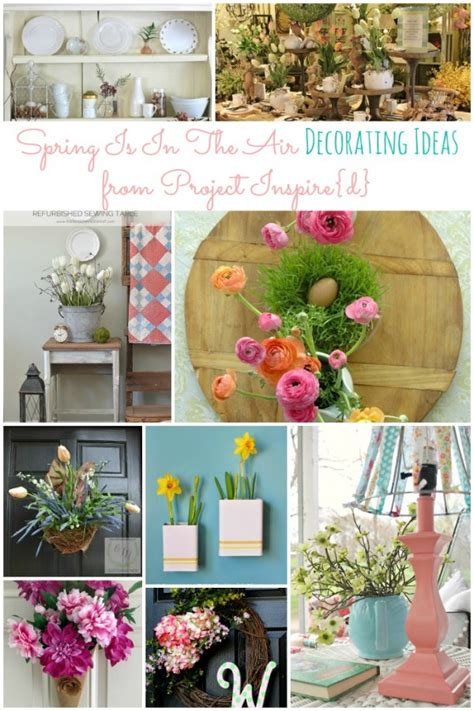 spring home decor 9 delightful spring home decor ideas an extraordinary day