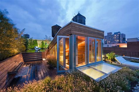 Modern in Manhattan   ECLECTIC LIVING HOME