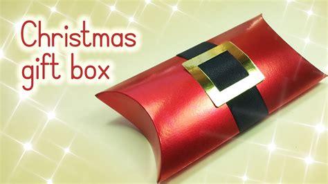 diy christmas crafts christmas gift box innova crafts