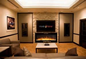 Built In Electric Fireplace Alternative Modern Ethanol Electric Fireplaces Decor Snob