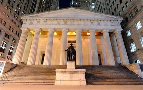 Pro Kitchen Design by Federal Hall Restoration In New York Architectural Digest