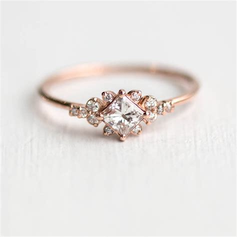 Jewelry Engagement Rings by 21 Ideas For A Dazzling Wedding Chic Vintage
