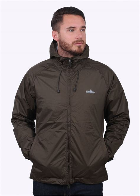 Penfield Travelshell Jacket Cordovan penfield travel shell jacket olive jackets from triads uk