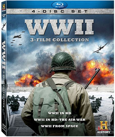 film blu ray wwii 3 film collection blu ray review theaterbyte