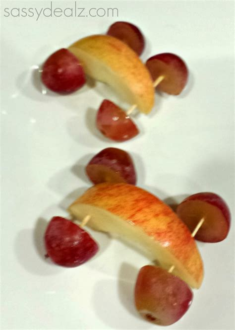 treats for preschoolers snack for apple grape cars crafty morning
