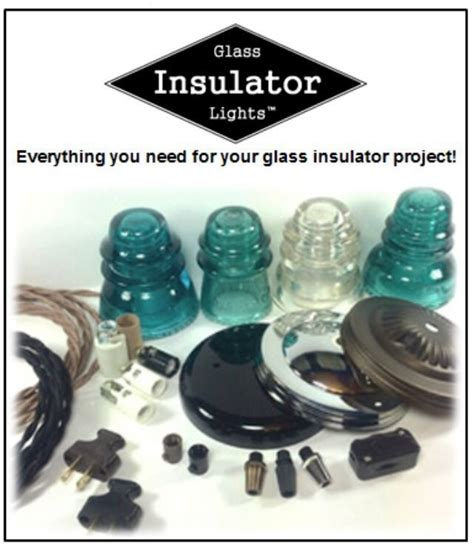 glass insulator light kit 25 best ideas about glass insulators on