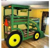 Tractor For Bunk Beds The Boys Would Love This