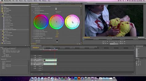 color correction premiere premiere pro tutorial color correcting color grading