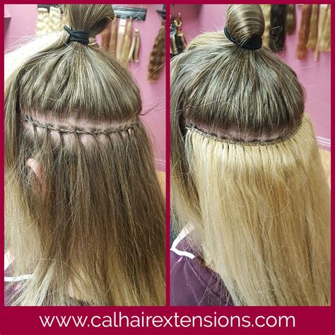 hair treatments after weave removal hair extensions before after photos california hair