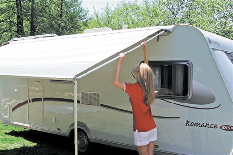 Caravanstore Awning by Fiamma Caravanstore 225cm Awning Grey Canopy