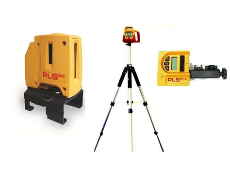laser layout systems 60512 pacific laser systems laser level pls90 self