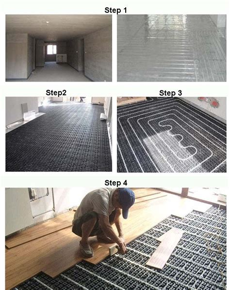 module floorheating buy plastic water radiant floor heating module plastic water radiant floor heating