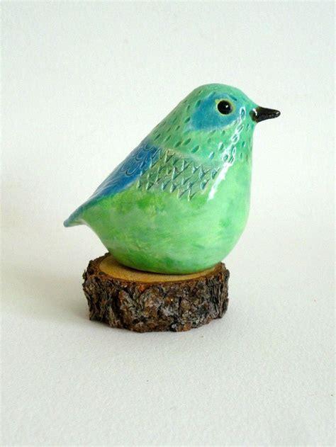 Handcrafted Birds - 25 best ideas about bird sculpture on