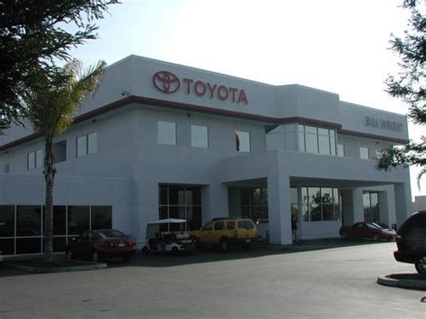 Bill Wright Toyota Bakersfield Bill Wright Toyota Car Dealership In Bakersfield Ca 93313
