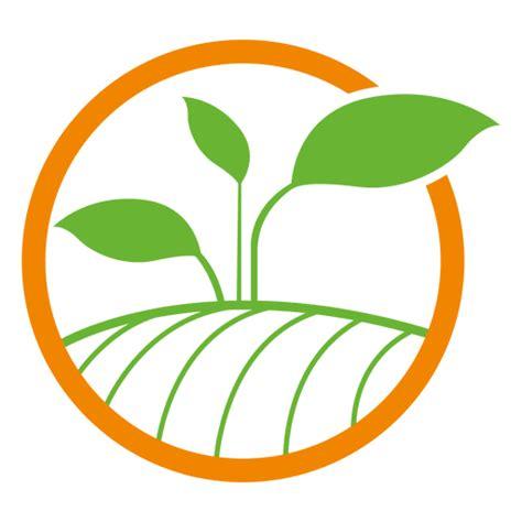 logotipo del circulo de la planta descargar pngsvg