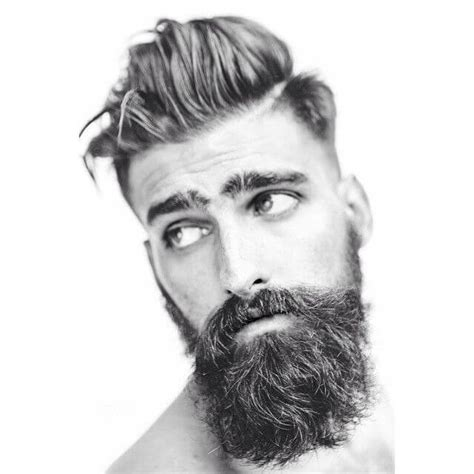 beard and undercut hairstyles the 3 best hairstyle beard combinations