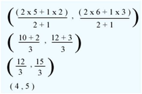 section formula for external division learn how to find coordinates of point externally