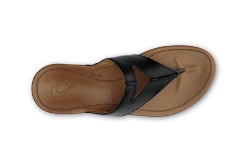 Olukai Womens Lala Sandal olukai lala s leather comfort sandal free