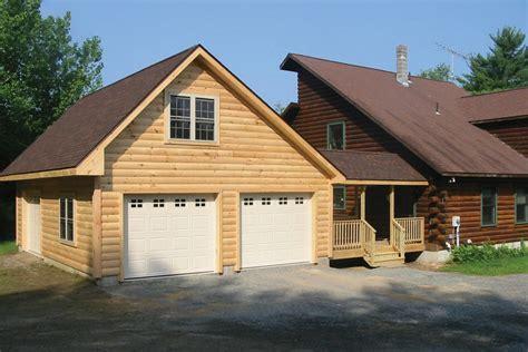 30 X 30 Garage by Berkshire Saltbox Style 1 189 Story Garage The Barn Yard