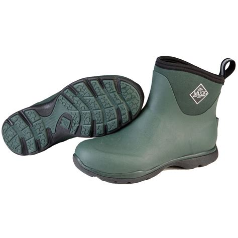 muck arctic excursion waterproof insulated rubber ankle