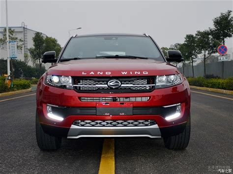 land wind x7 new land wind x7 is china s range rover evoque knockoff